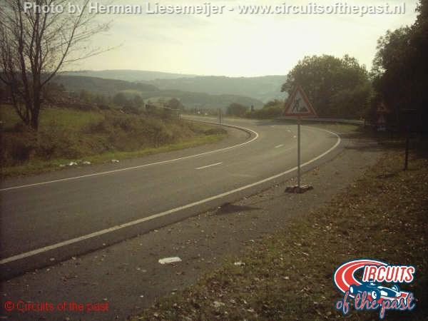Oud Spa-Francorchamps - Les Combes