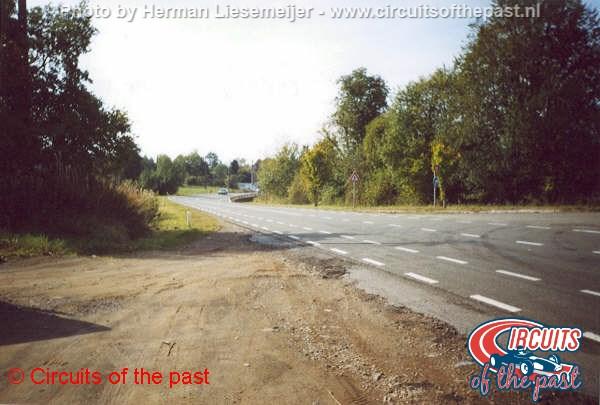 Oud Spa-Francorchamps - Tweede knik Masta