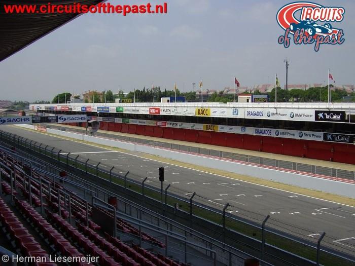 Circuit Barcelona 2008 - 6 Jaar voordat Max Verstappen hier zijn eerste overwinning haalde
