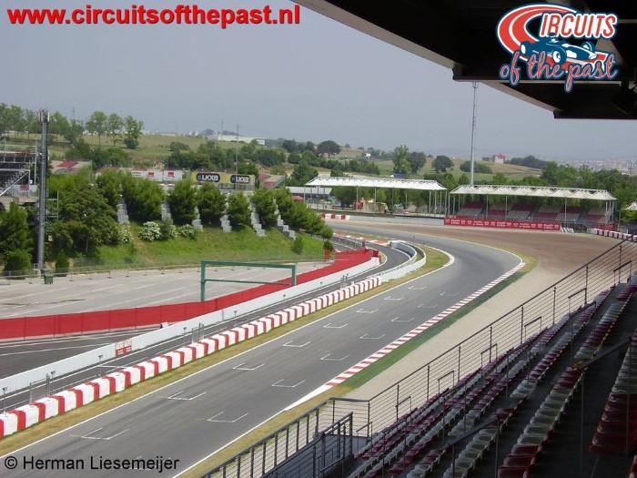 Circuit Barcelona 2008