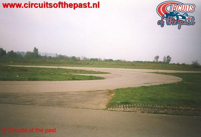 Doorsteek clubcircuit Nivells-Baulers 1998
