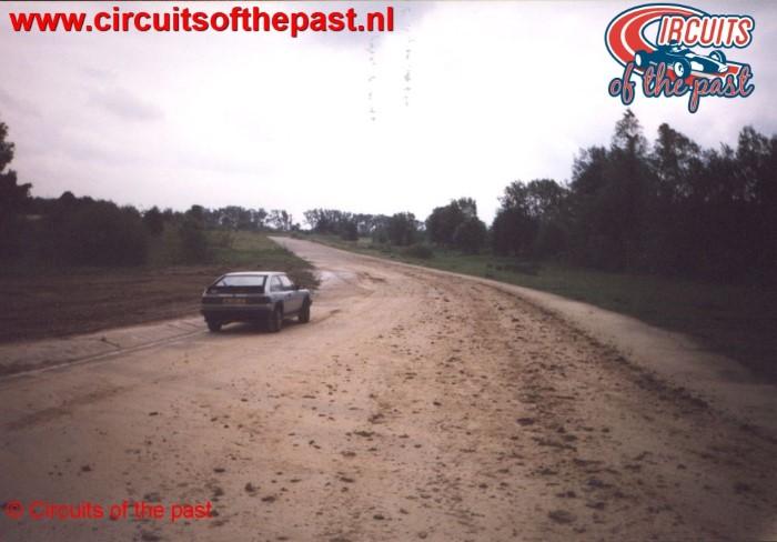 Circuit Nivelles-Baulers 1998 - Bocht 8