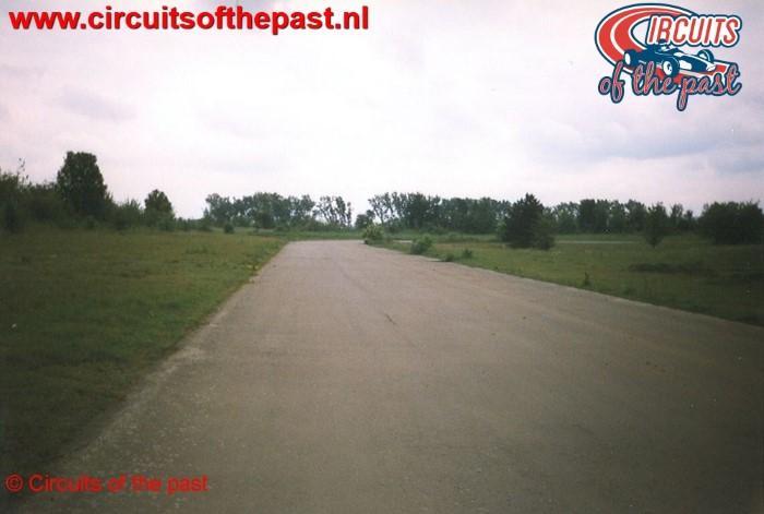Circuit Nivelles-Baulers 1998 - Het punt waar eigenlijk de tweede lus had moeten komen