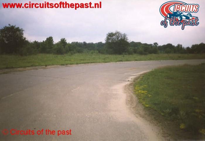 Circuit Nivelles-Baulers 1998 - Hairpin