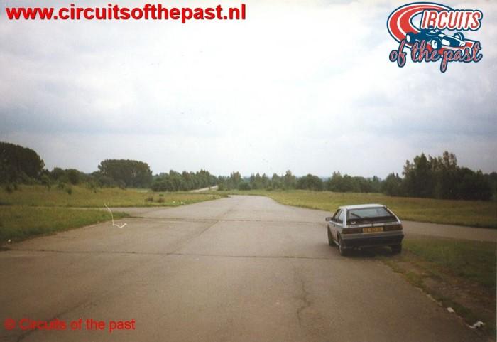 Circuit Nivelles-Baulers 1998 - Uitkomen bocht 4