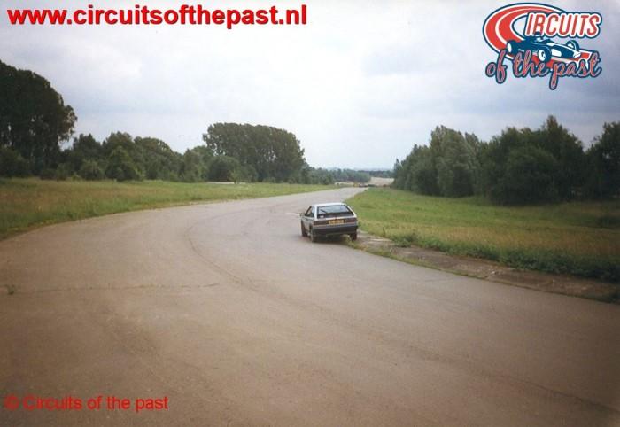 Circuit Nivelles-Baulers 1998 - Chicane