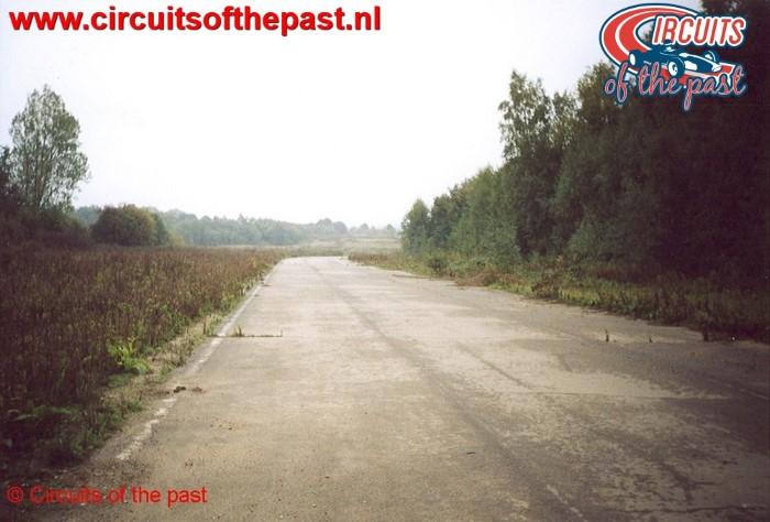 Circuit Nivelles-Baulers 1998 - Backstraight