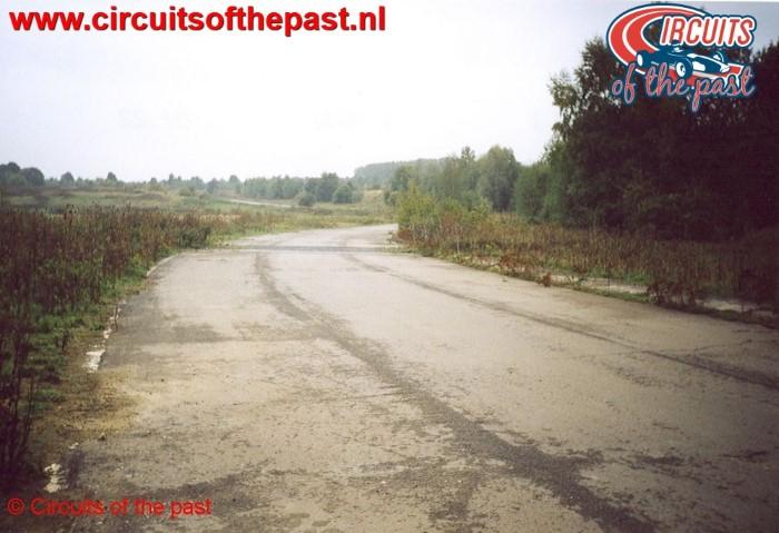 Circuit Nivelles-Baulers 1998 - Bocht 7
