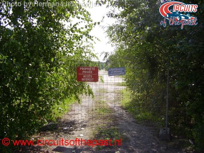 Circuit Nijvel backstraight anno 2013