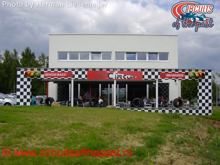 Restarant The Circuit Nivelles