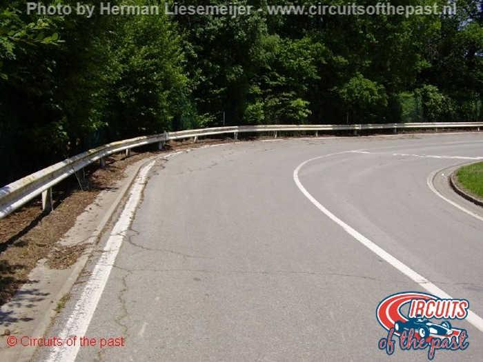 Oude circuit Spa-Francorchamps - l'Ancienne Douane
