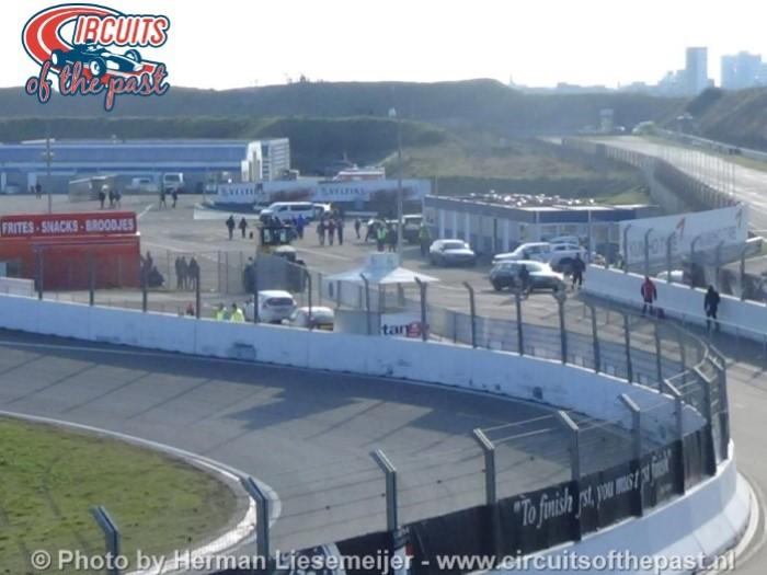 Circuit Zandvoort - Hugenholtzbocht