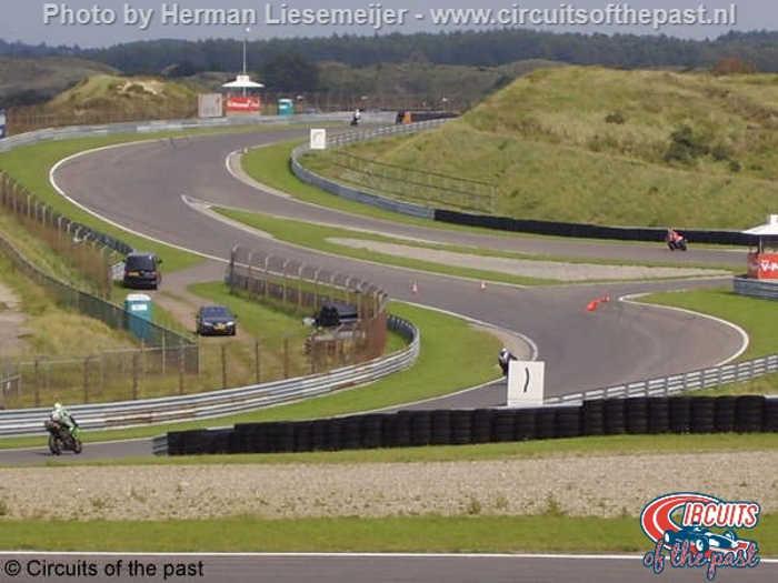 Circuit Zandvoort - Rob Slotemakerbocht