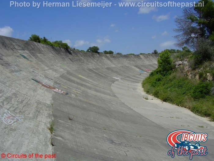 Circuit Autòdrom Sitges-Terramar - De kombaan