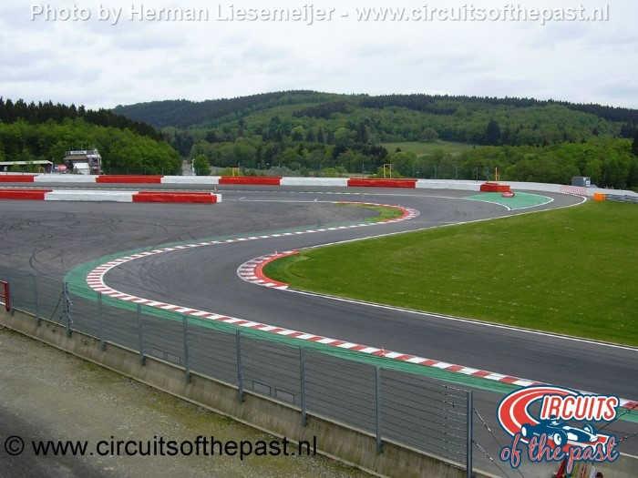Spa-Francorchamps - De nieuwe chicane