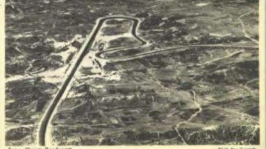 Zandvoort circuit 1948 - Aerial