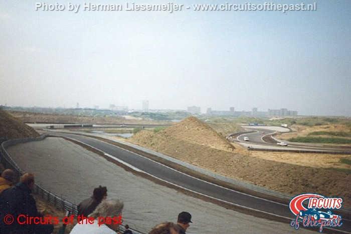 Circuit Zandvoort 1999 - De eerste races op het nieuwe circuit van Zandvoort in het voorjaar van 1999