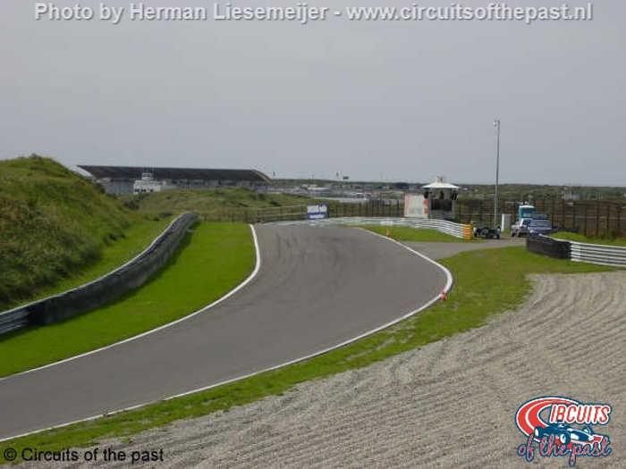 Circuit Zandvoort - Scheivlak