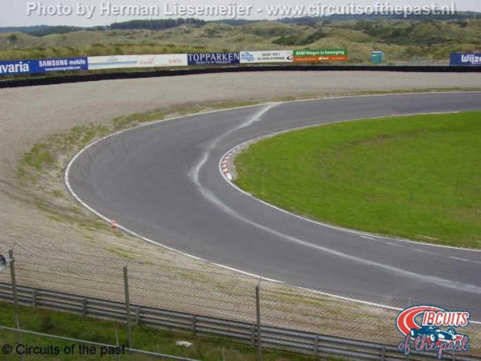 Circuit Zandvoort - Tarzanbocht