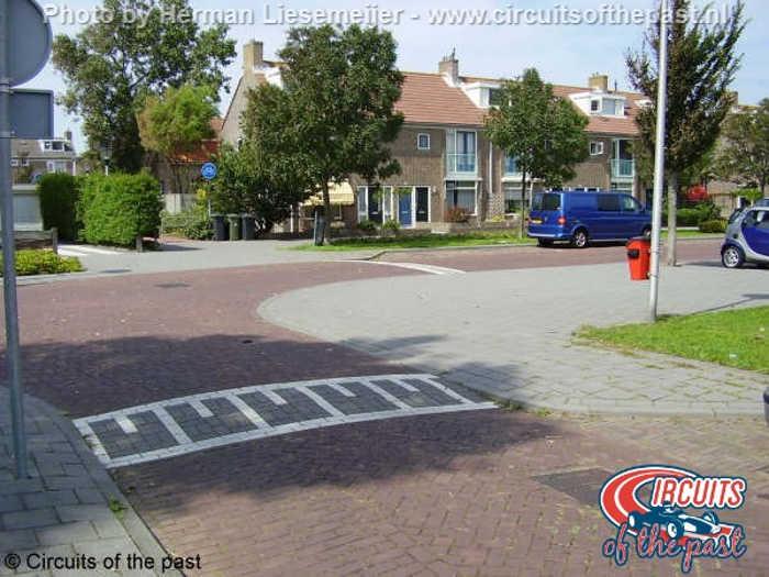 Zandvoort stratencircuit anno nu