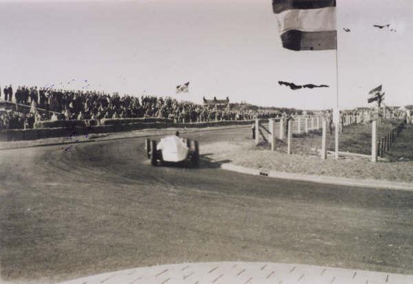 Zandvoort stratencircuit 1939