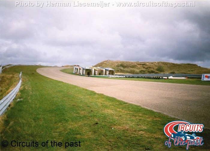 Circuit Zandvoort 1998 - Het verlaten deel