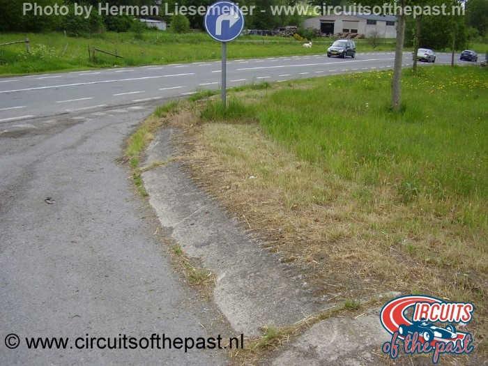 Oud Spa-Francorchamps - Masta Chicane kerbstones