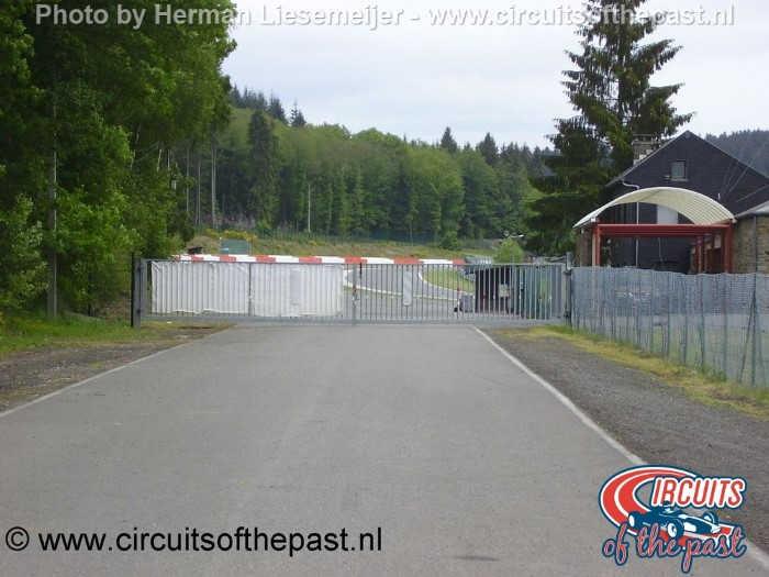 Oud Spa-Francorchamps - Oud en nieuw komen bijelkaar