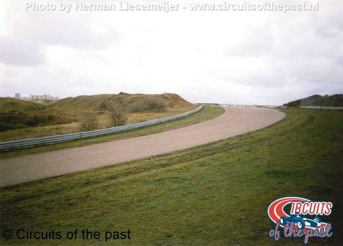 Scheivlak Circuit Zandvoort jaren 90