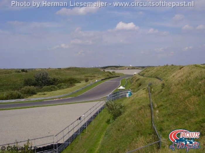 Circuit Zandvoort - Mastersbocht