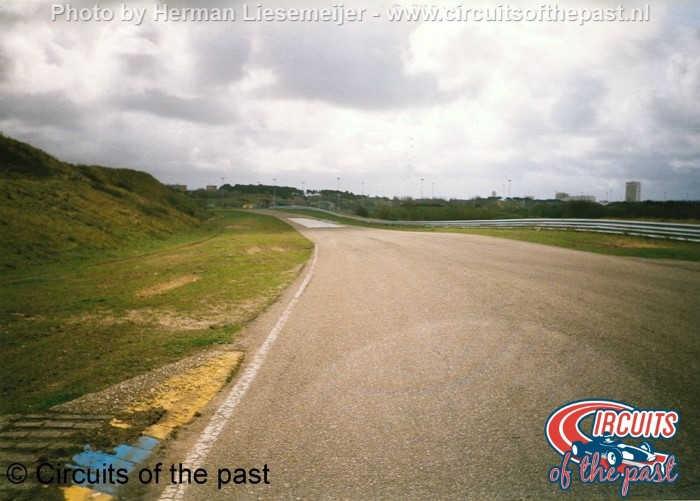 Oude Circuit Zandvoort 1998 - Uitkomen Scheivlak