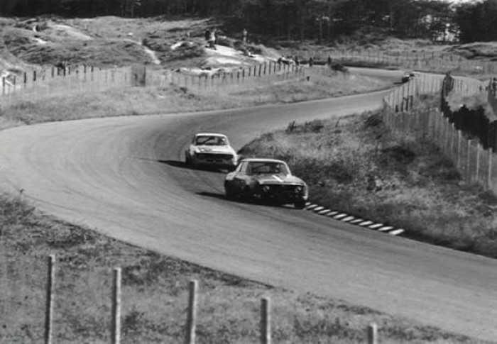 Circuit Zandvoort - Bos In 1972