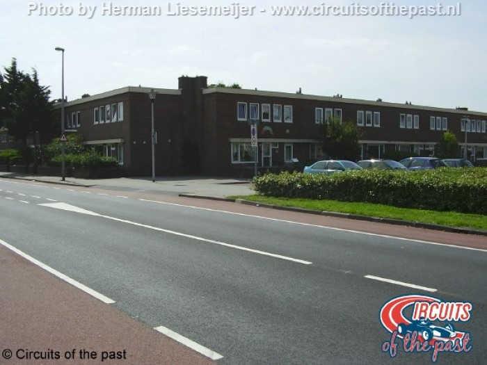 Het stratencircuit van Zandvoort – Nicolaas Beetslaan