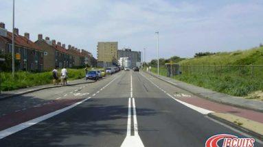 Zandvoort street circuit – Van Lennepweg