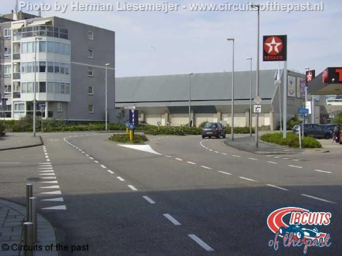 Het stratencircuit van Zandvoort – Van Lennepweg