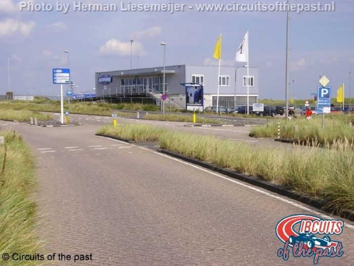 Het stratencircuit van Zandvoort – Burgemeester van Alphenstraat en Vondellaan