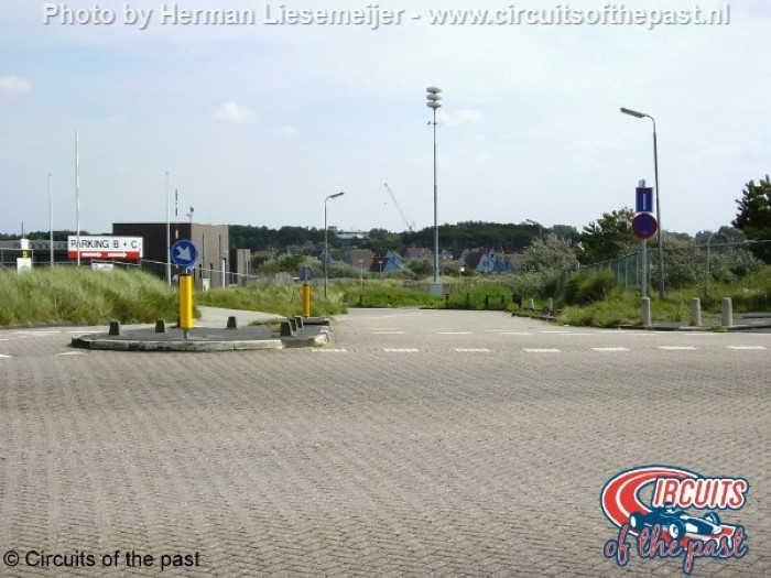 Het stratencircuit van Zandvoort – Vondellaan