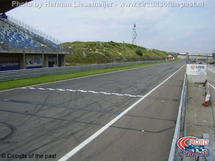 Circuit Zandvoort - Start/Finish