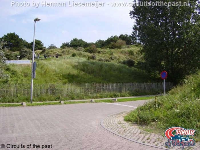 Oud Circuit Zandvoort - Tunnel Oost
