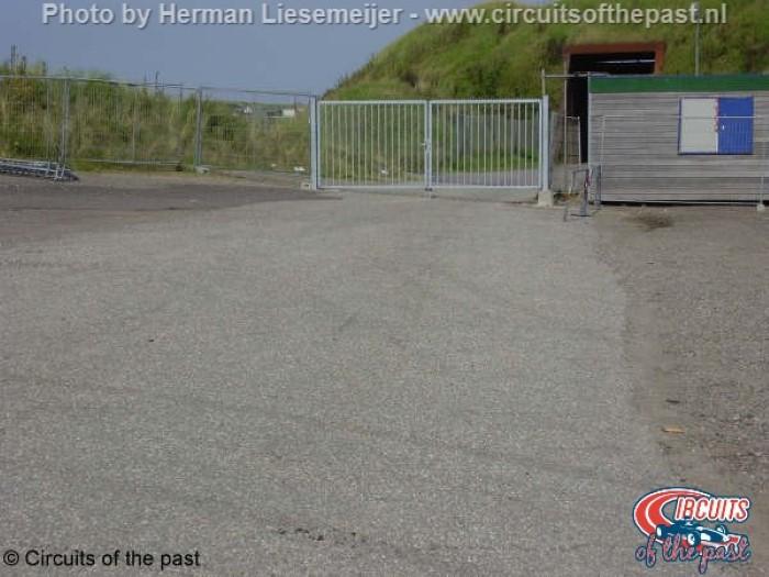 Oude Circuit Zandvoort - Overblijfsel van het Bos Uit