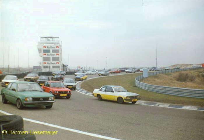 Circuitdag Zandvoort 8 maart 1993