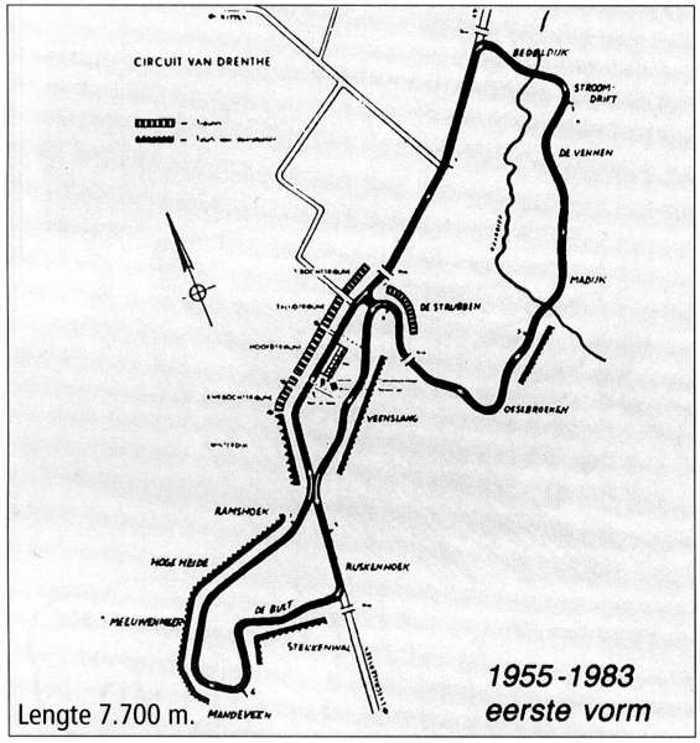 TT Circuit Assen 1955-1983