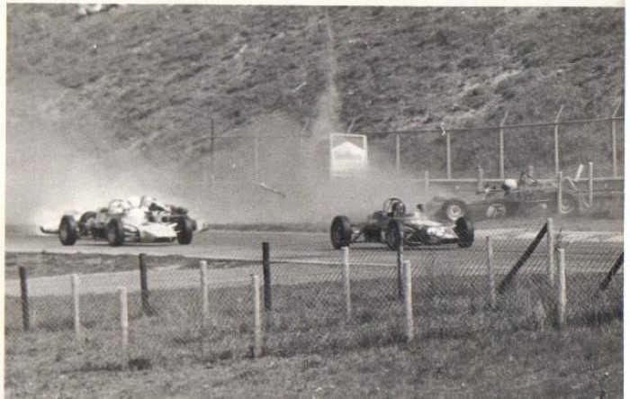 Circuit Zandvoort - Panoramabocht 1980