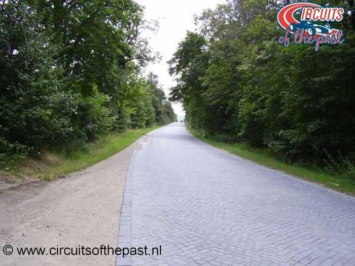 Oud Brno-circuit - Klinkers