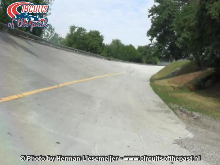 Monza - Zuidelijke kombocht oval