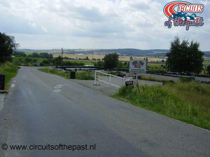 Brno-Masaryk Circuit - Kartbaan