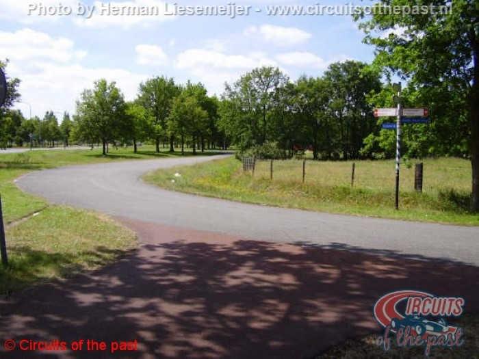 Oude TT Circuit Assen 1926 - 1954 - Bartelds Corner