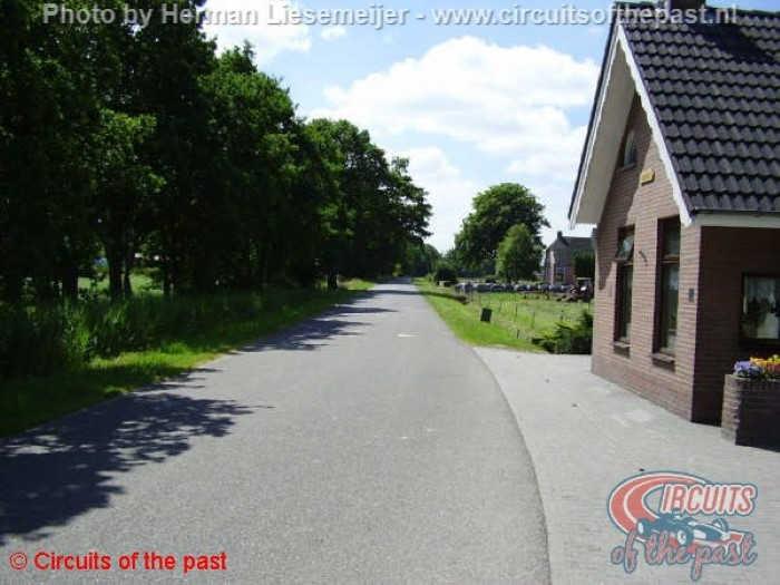 """Oude TT Circuit Assen 1926 - 1954 - """"Oude Tol"""""""
