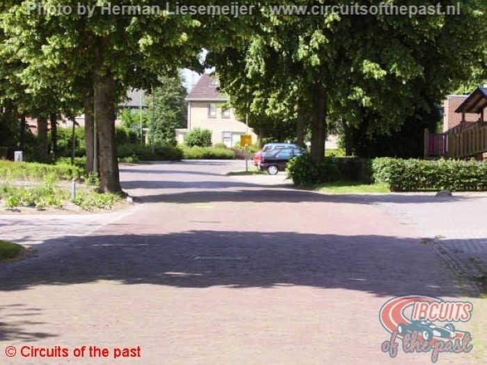 Oude TT Circuit Assen 1926 - 1954 - Hooghalen