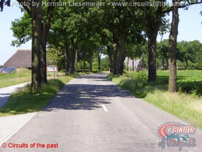 Oude TT Circuit Assen 1926 - 1954 - Road to Laaghalerveen